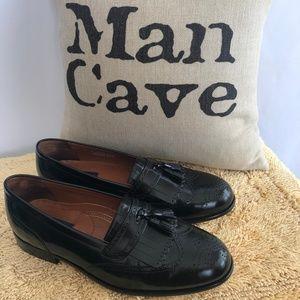Bostonian Classics Black Loafers